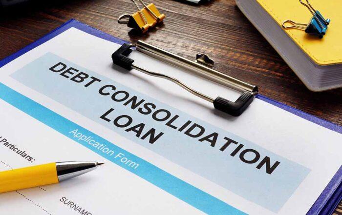 Debt consolidation in UAE